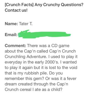 crunchy question 3