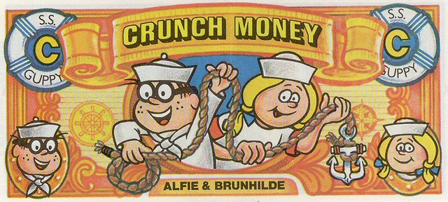 crunch money alfie